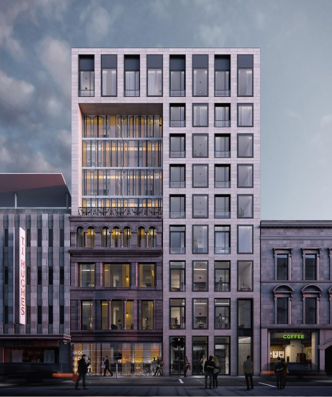 New letting for Clydesdale Bank at Granite House