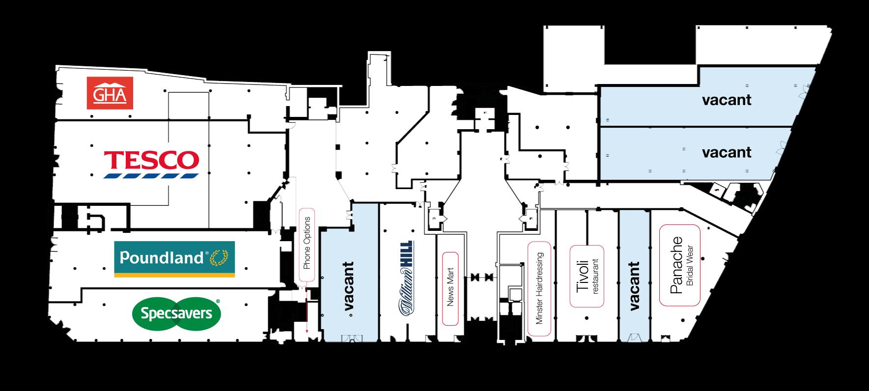 Ground floor rey
